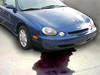 Transmission Leaking Fluid? Affordable Transmission Reseal Service